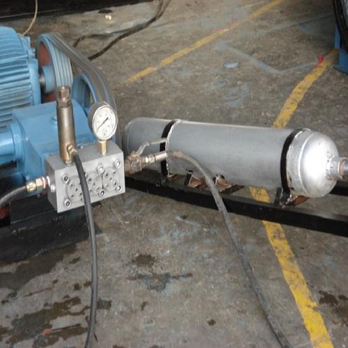 PressureJet - Manufacturer Of High Pressure Hydro Test Pump, Hydro