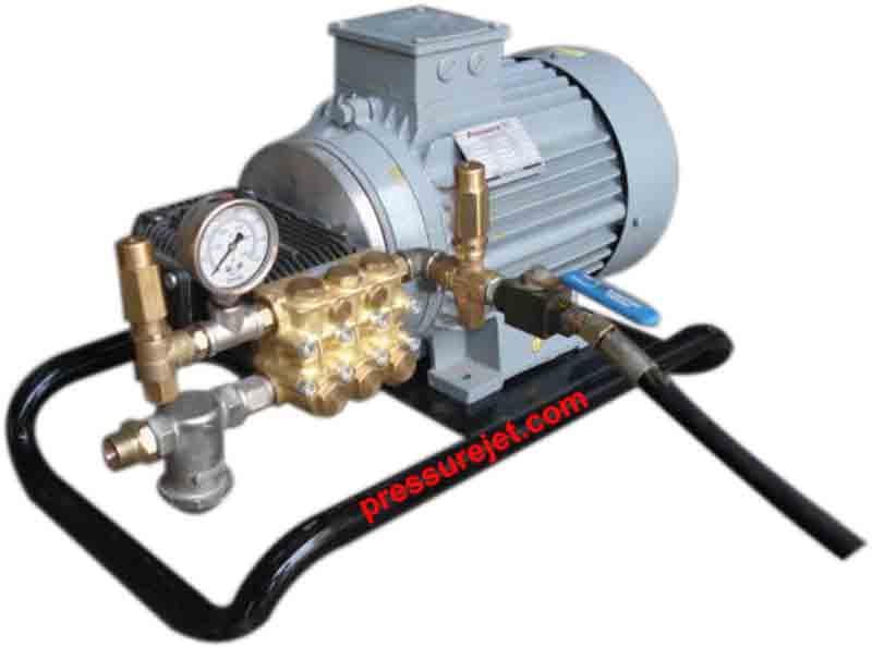 High presssure cleaners pump