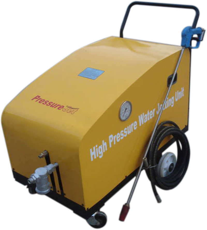 Electric high pressure washers