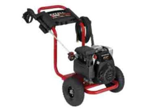 Gas Pressure power washers pumps