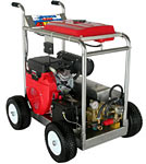 Honda pressure power washers