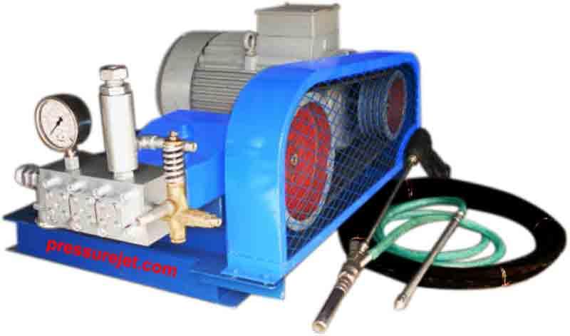 Wet Sandblasting Pressure Washer Sandblasting Pressurejet