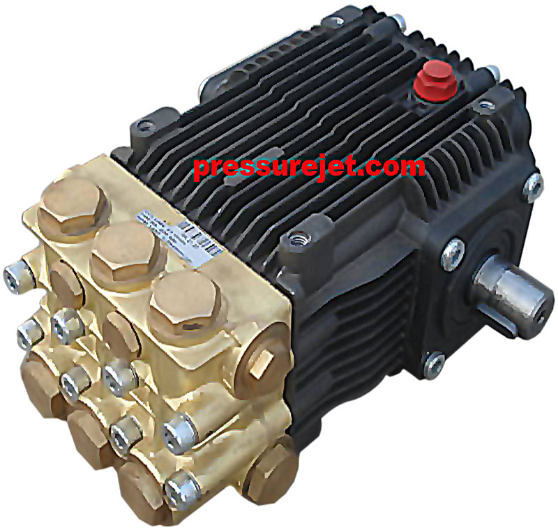 High Pressure Piston Pump : Reciprocating high pressure pumps