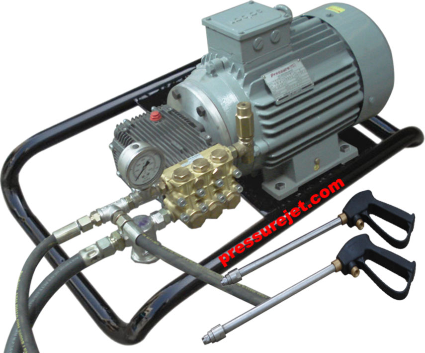 Car pressure washer pumps