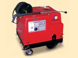 Industrial hot water pressure power washers