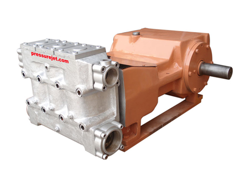 triplex reciprocating piston pumps