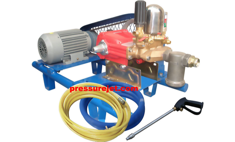 Car power wash pumps