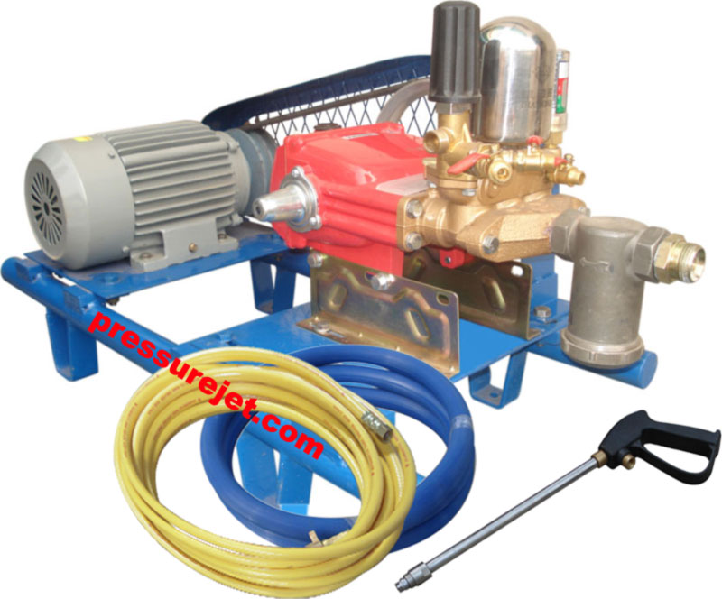 Car pressure washer system