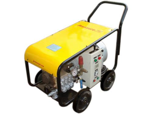 Electric high pressure power washers