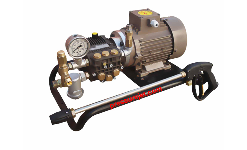 Car pressure washer pump