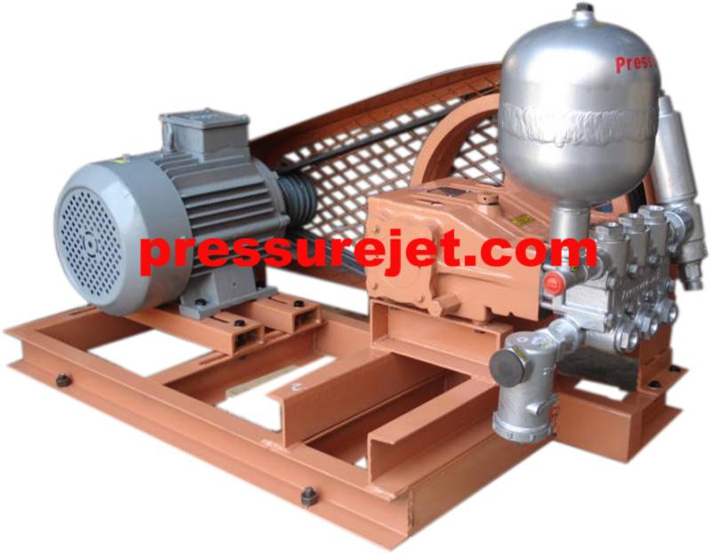 High pressure hydro test pump, Hydrostatic Testing Pump, Pressure
