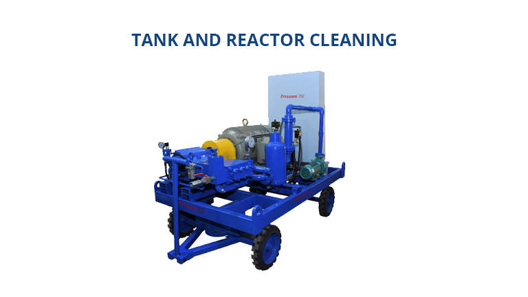 Tank and Reactor cleaning