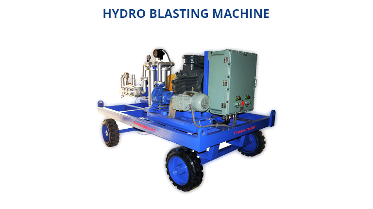 hydro-blasting-machine