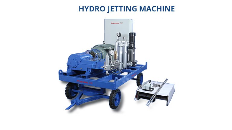 hydro-jetting-machine